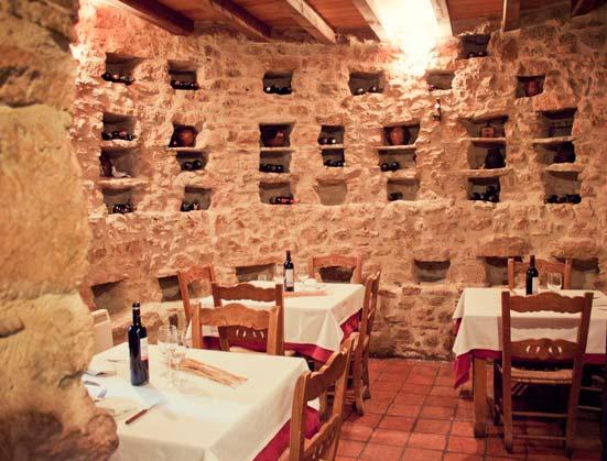Restaurante Cocina Tradicional El Palomar Comedor